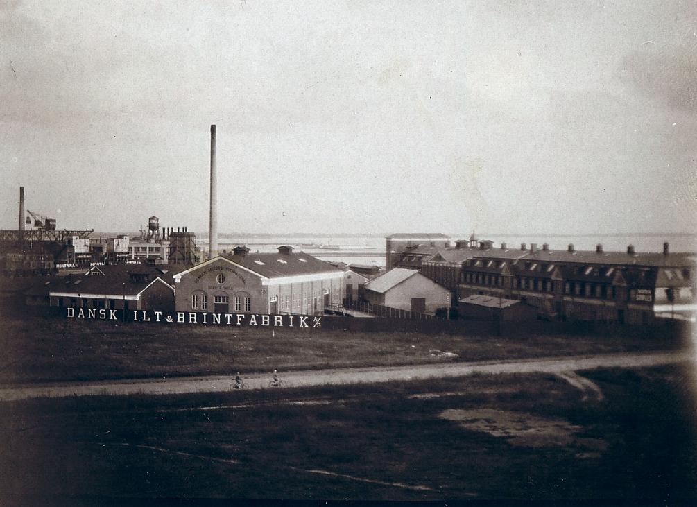 Dansk Ilt- og Brint Fabrik
