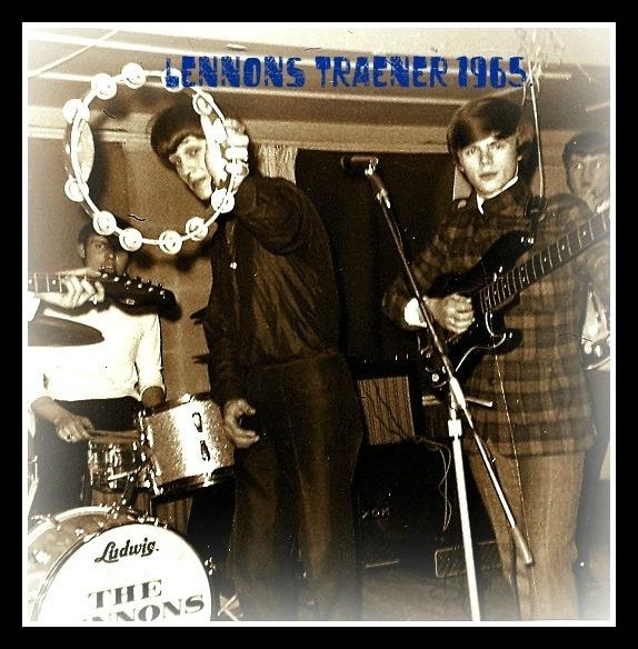 The Lennons 1965