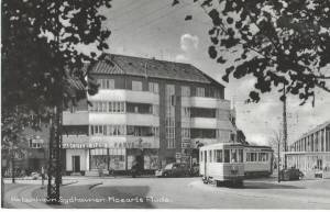 Mozarts Plads ca.1960