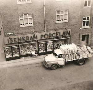Isenkram Porcelæn