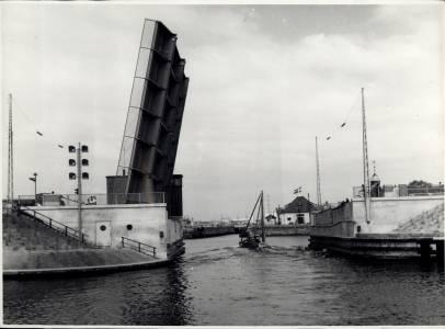 Sjællandsbroen Ca. 1959