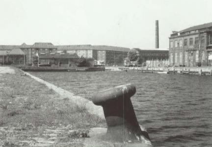 Teglværkshavnen