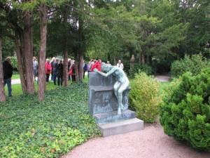 Vestre Kirkegård Rundvisning 038