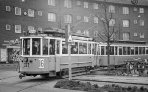 Afskeden med de gamle vogne – på tur med linie 16