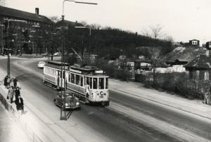 Linie 3 Enghavevej.