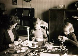 Julehygge 1953