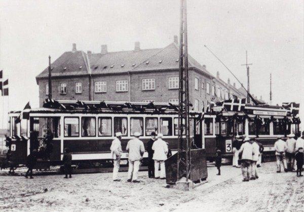Linje 3 sydhavns plads