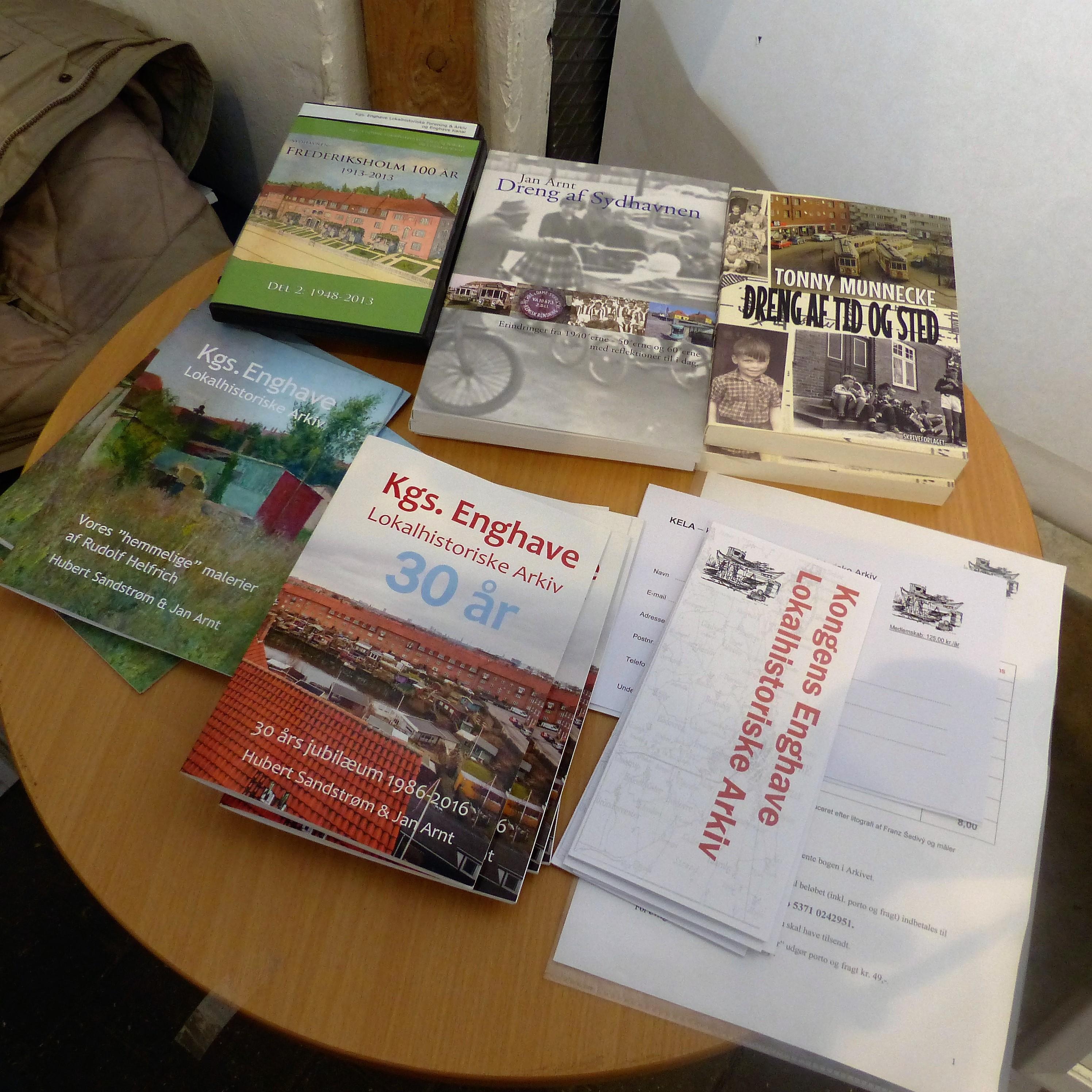 bøger kela april 2016